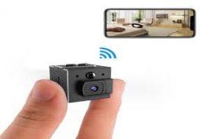 Comment connecter une caméra wifi?
