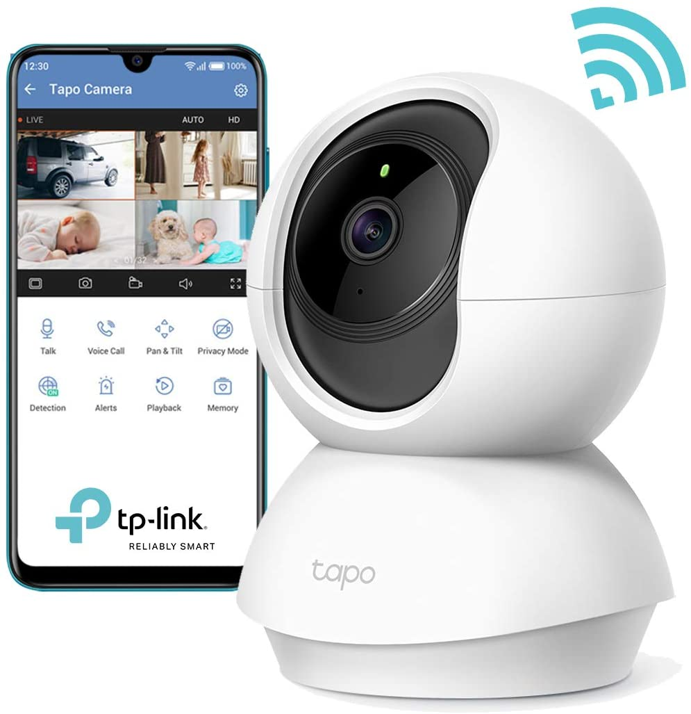 camera wifi TP Link TapoC200